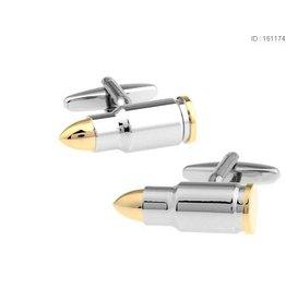 English Fashion Bullet Cufflinks