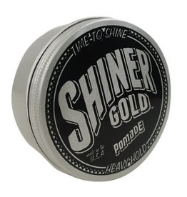 Shiner Gold Heavy Hold Haar Pomade
