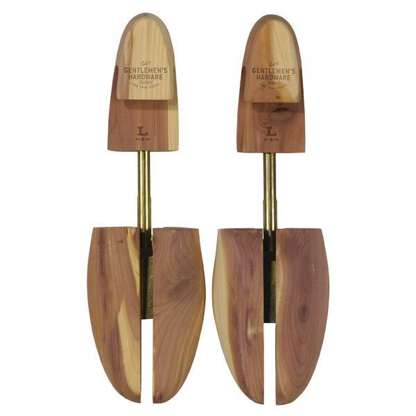 Wild & Wolf Wooden Shoe Tree's Size 10.5-12