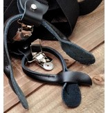 English Fashion Suspenders Black with clips or buttons