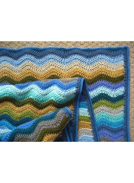 Stylecraft Pakket Attic24 'Coast Ripple blanket' (15 kleuren)