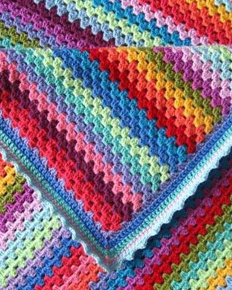Stylecraft Pakket Attic24 'Granny Stripe' (17 kleuren)