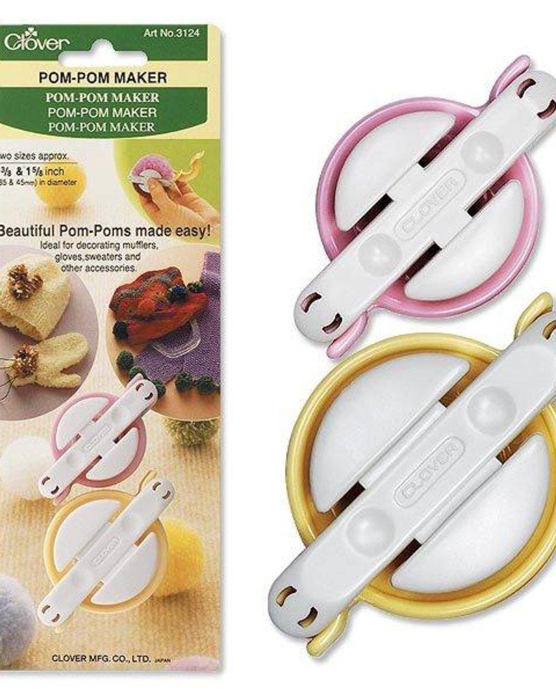 Clover Pompom maker small