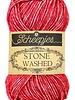 Scheepjeswol Stone Washed 807 red jasper