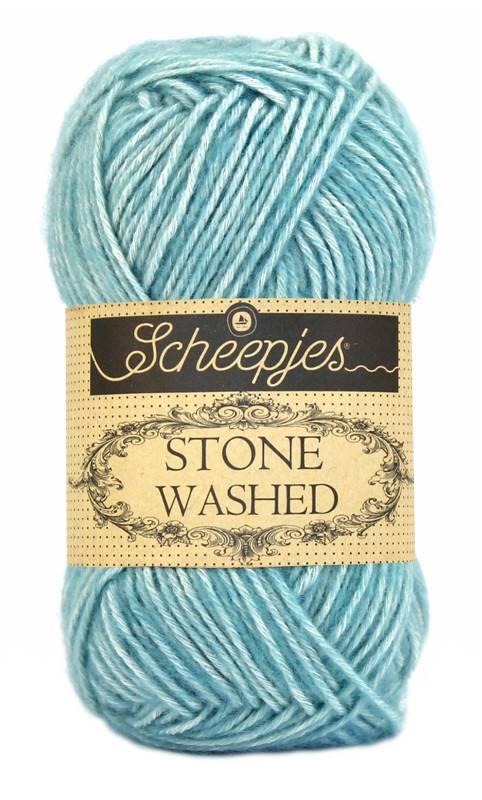 Scheepjeswol Stone Washed 813 amazonite