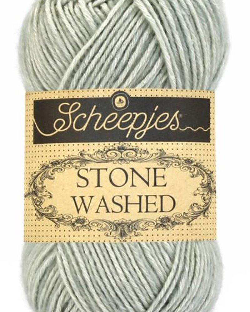 Scheepjeswol Stone Washed 814 crystal quartz