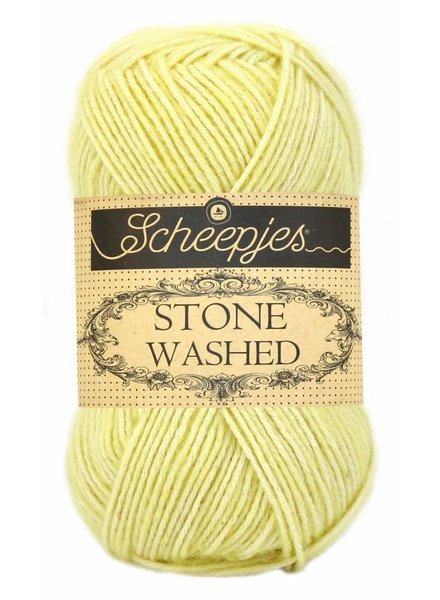 Scheepjeswol Stone Washed 817 citrine