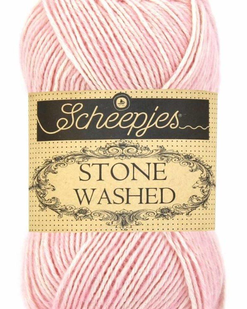 Scheepjeswol Stone Washed 820 roze quartz