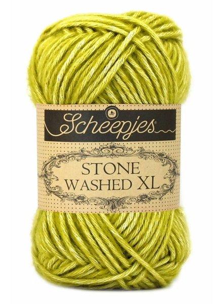 Scheepjeswol Stone Washed XL 852 lemon quartz