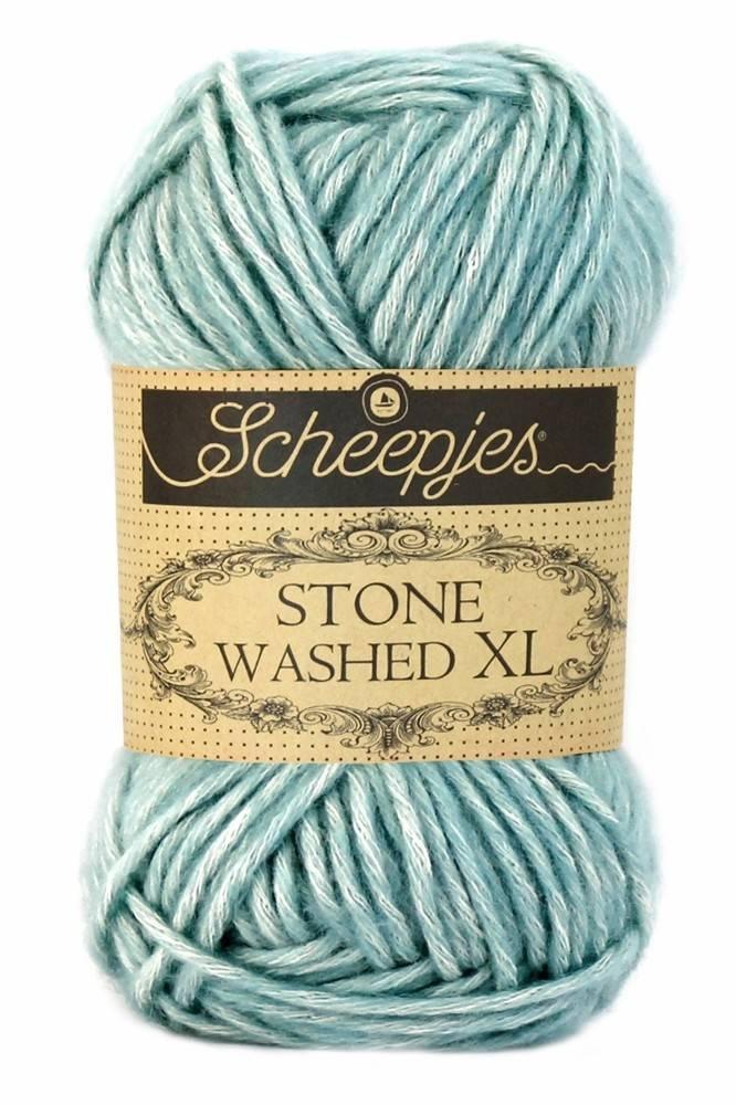 Scheepjeswol Stone Washed XL 853 amazonite