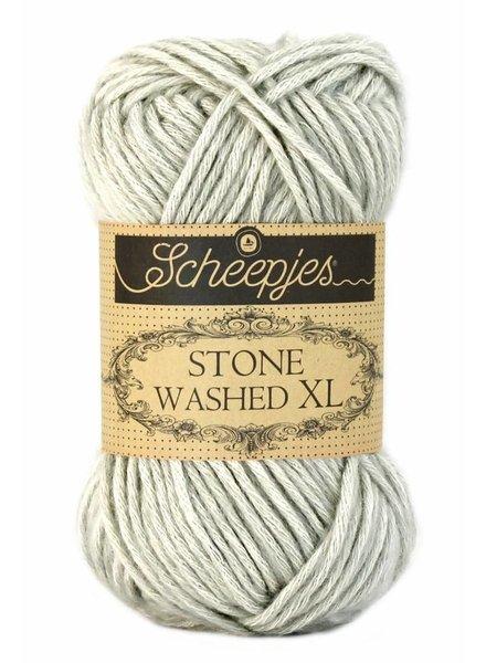 Scheepjeswol Stone Washed XL 854 crystal quartz