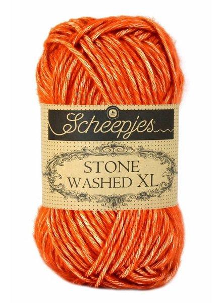 Scheepjeswol Stone Washed XL 856 coral