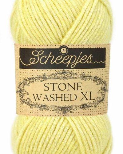 Scheepjeswol Stone Washed XL 857 citrine