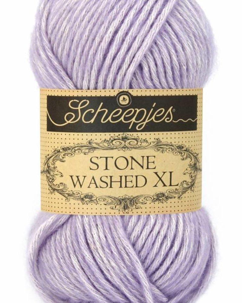 Scheepjeswol Stone Washed XL 858 lilac quartz