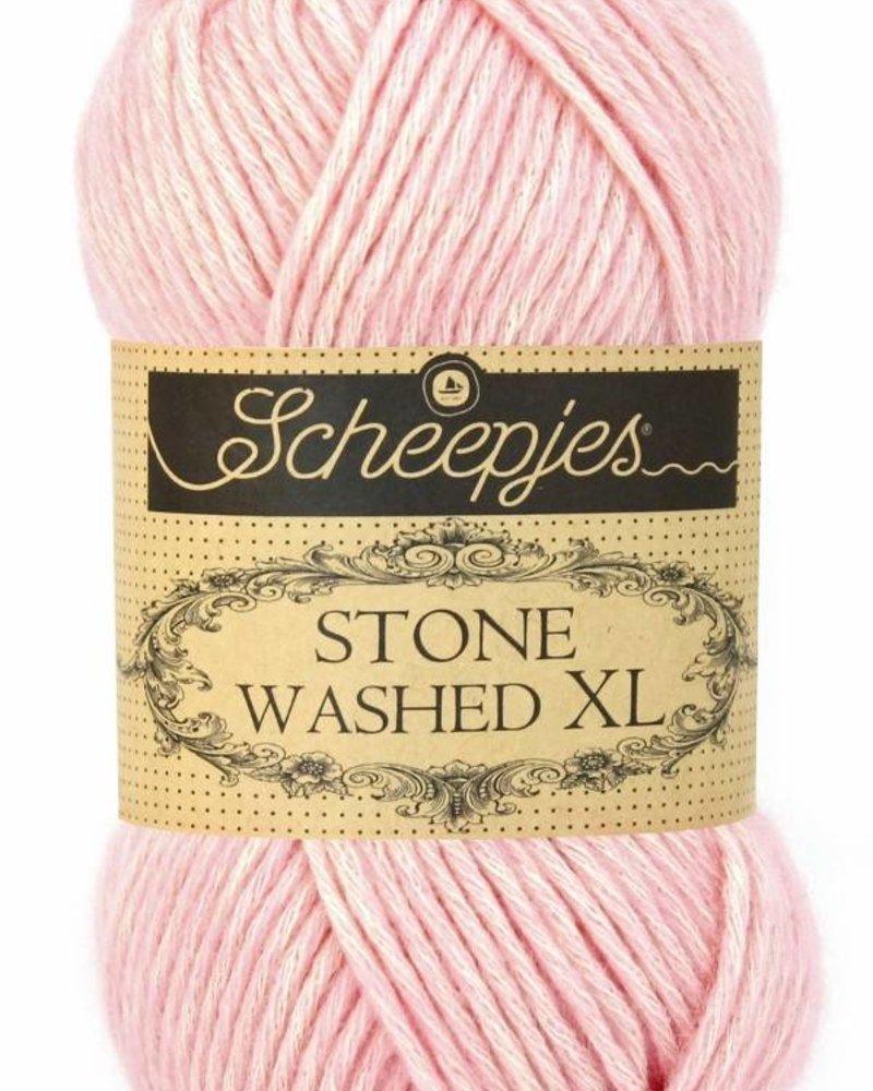 Scheepjeswol Stone Washed XL 860 roze quartz