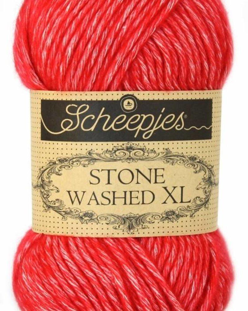 Scheepjeswol Stone Washed XL 863 carnelian