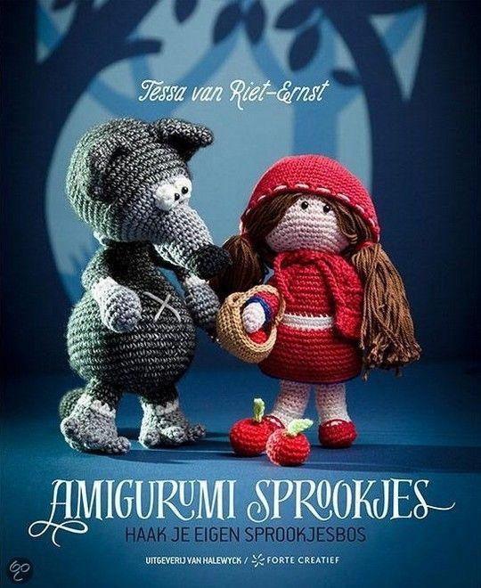 Boek - Amigurumi sprookjes