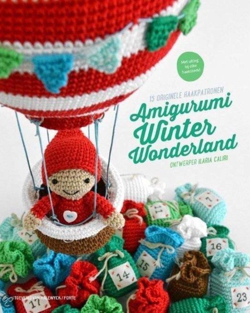 Boek - Amigurumi winter wonderland