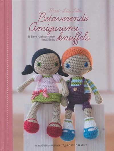 Boek - Betoverende amigurumi-knuffels