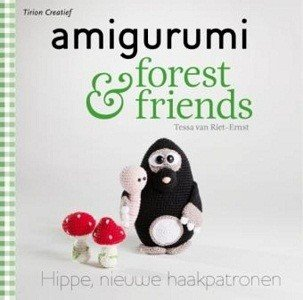 Boek - Amigurumi & forest friends