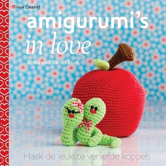 Boek - Amigurumi's in love