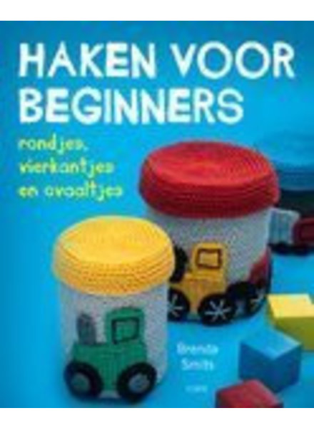 Boek - Haken voor beginners