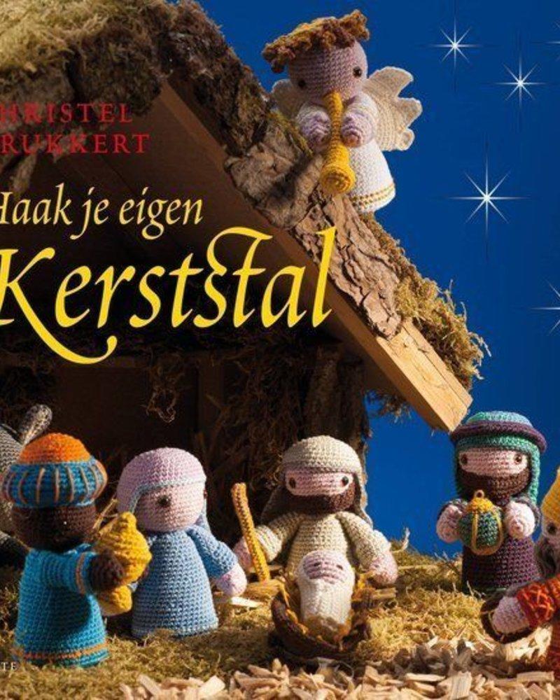 Boek - Haak je eigen kerststal