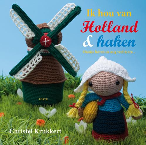Boek - Ik hou van Holland & haken