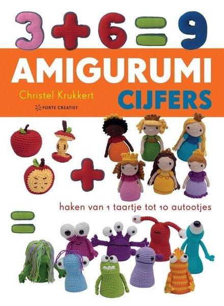 Boek - Amigurumi cijfers