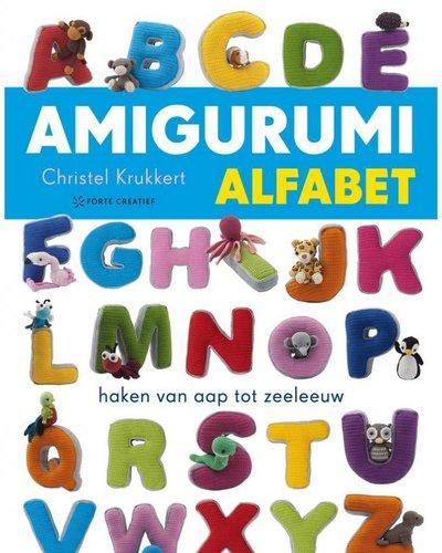 Boek - Amigurumi alfabet