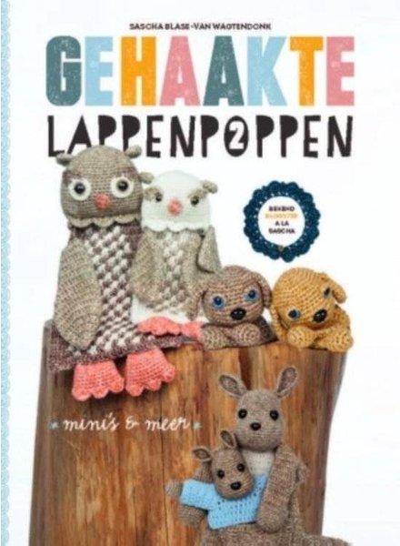 Boek - Gehaakte lappenpoppen 2