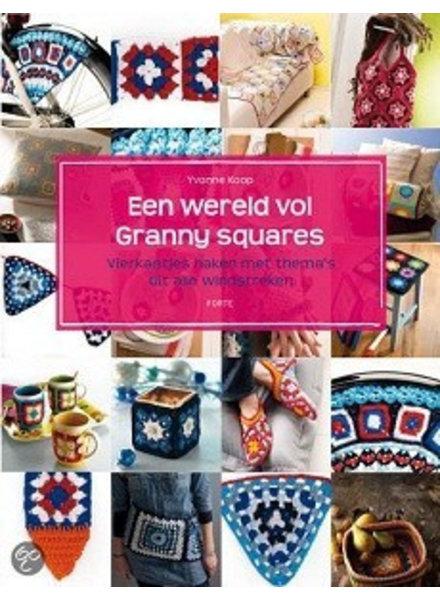 Boek - Een wereld vol granny squares