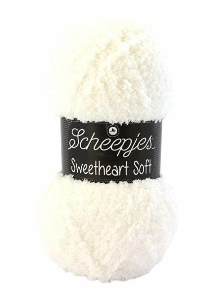 Scheepjeswol Sweetheart 01 wit