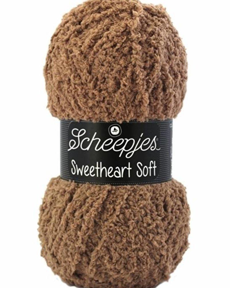 Scheepjeswol Sweetheart 06 bruin