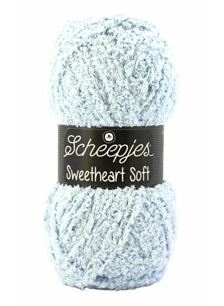 Scheepjeswol Sweetheart 08 lichtblauw