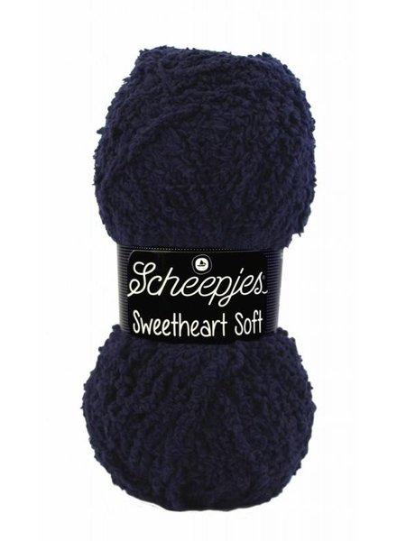 Scheepjeswol Sweetheart 10 donkerblauw