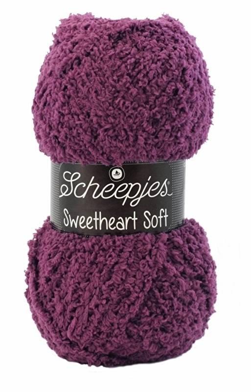 Scheepjeswol Sweetheart 14 paars