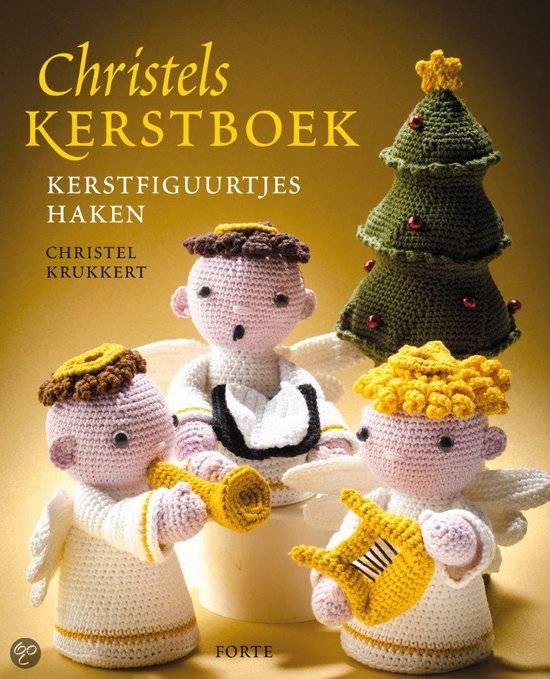 Boek - Christels kerstboek