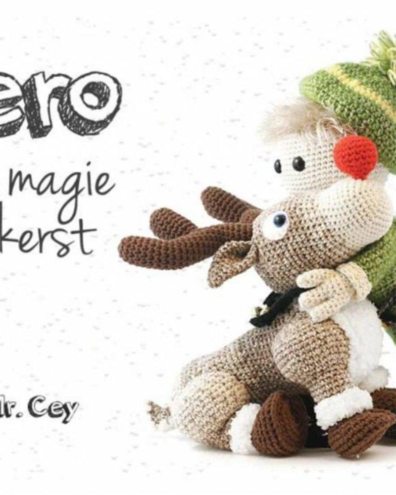 Boek - Hero en de magie van kerst