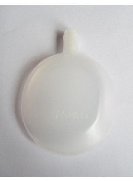 Pieper plat (2,5 cm diameter)