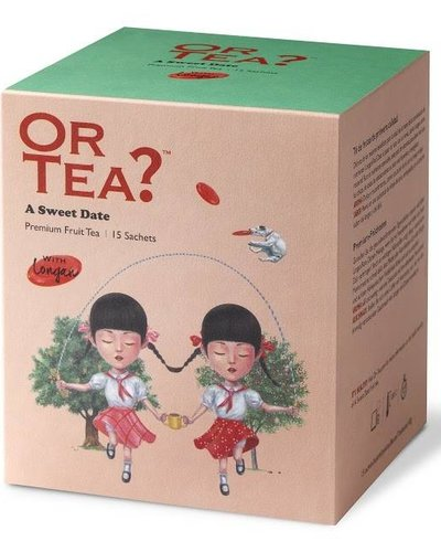 Or tea? Builtjes - A sweet date