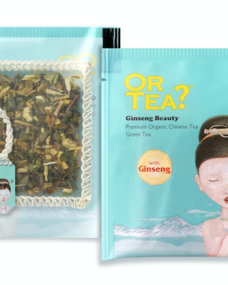 Or tea? Builtjes - Ginseng Beauty