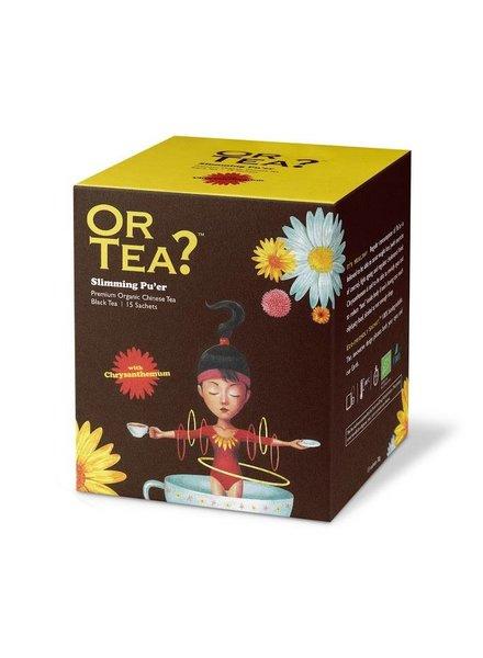 Or tea? Slimming Pu'er