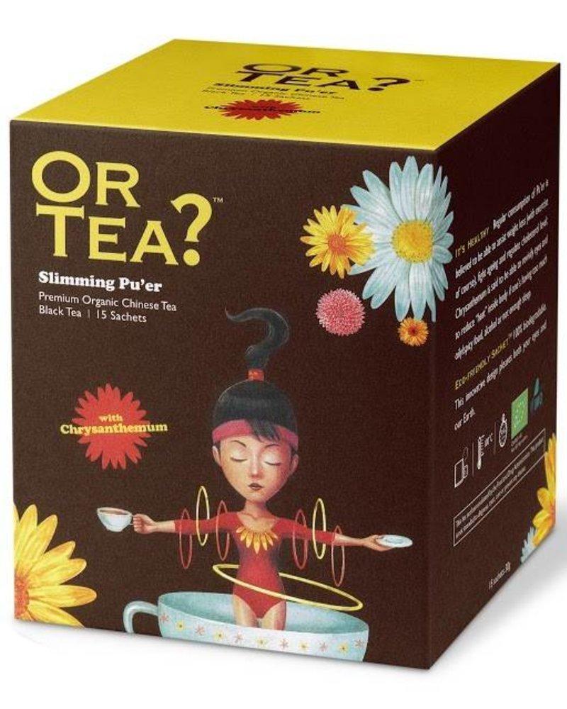 Or tea? Builtjes - Slimming Pu'er