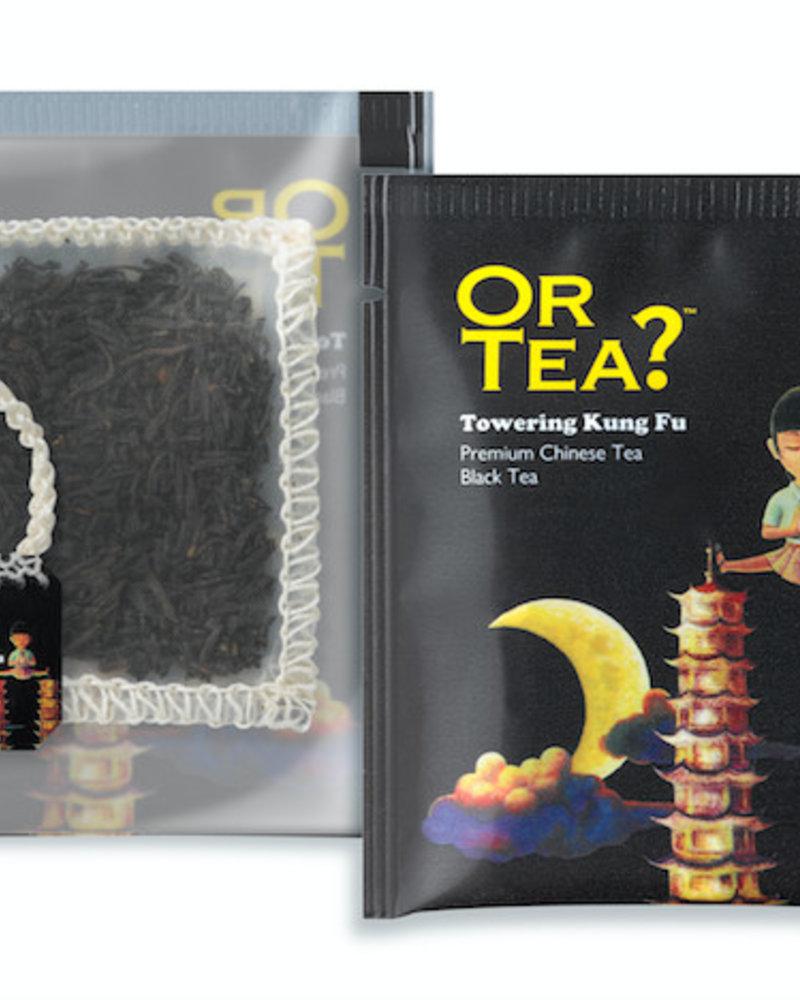 Or tea? Builtjes - Towering Kung Fu