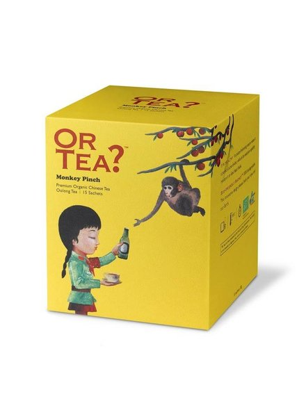 Or tea? Builtjes - Monkey Pinch
