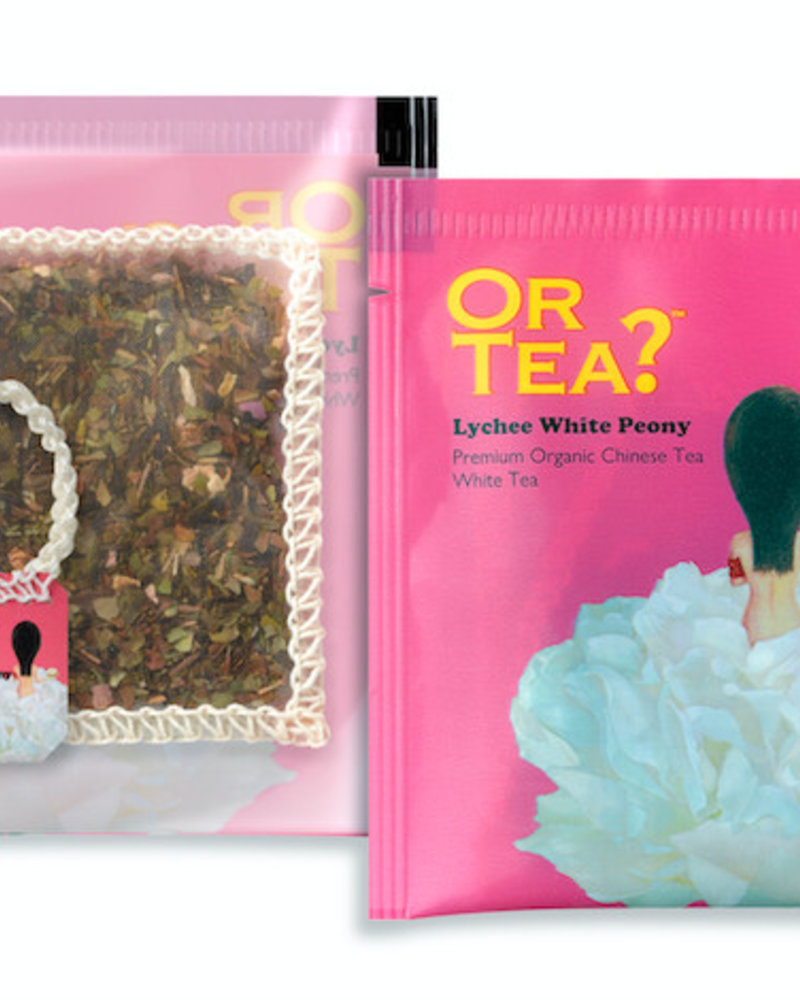 Or tea? Builtjes - Lychee White Peony