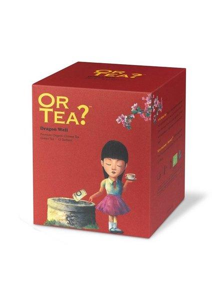 Or tea? Dragon Well