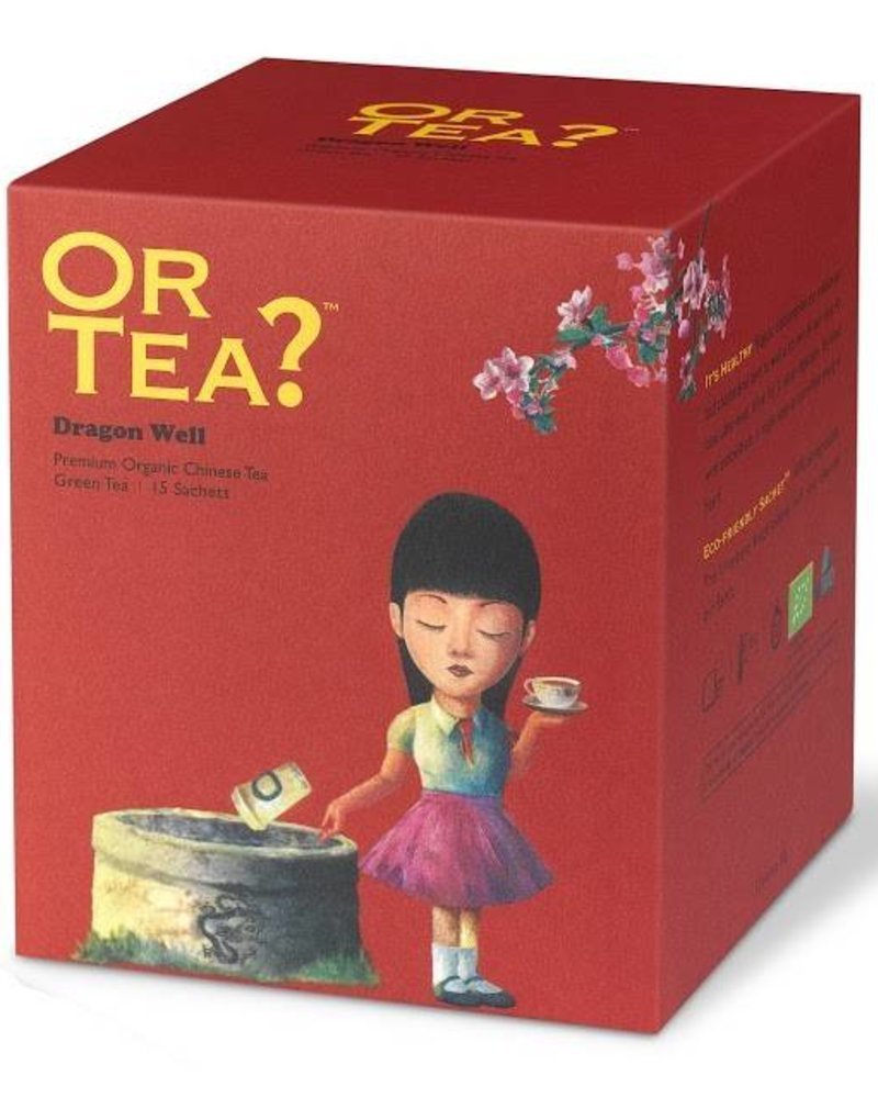 Or tea? Builtjes - Dragon Well