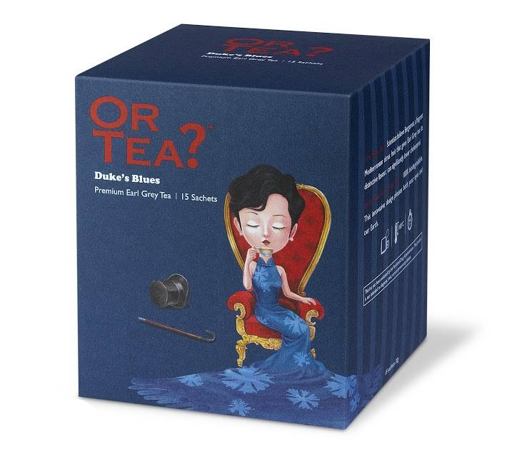 Or tea? Builtjes - Duke's Blues
